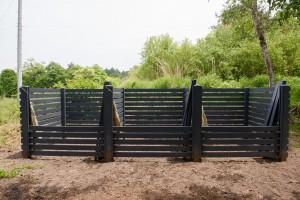 堆肥場の移設/森・ガ・農園・設備