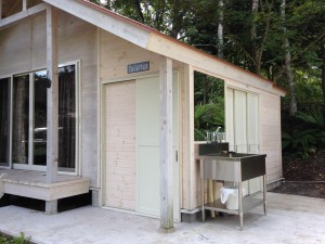 三坪小屋1(風呂・トイレ増設)/設備
